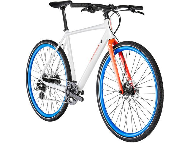 ORBEA Carpe 30 Citybike hvid (2019) | City